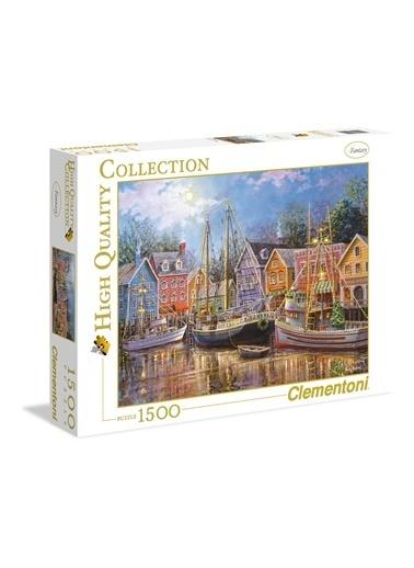 Clementoni Clementoni 1500 Parça Puzzle Renkli